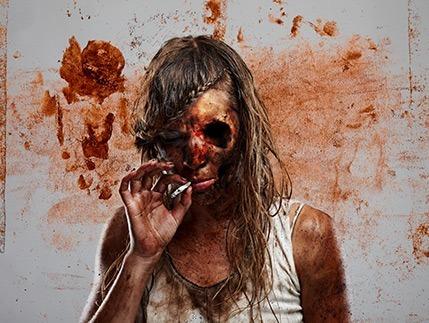 The Smoker. Joshua Murphy. 2011