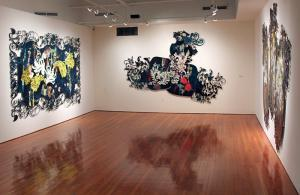 Paintings by Resa Blatman, Suffolk Art Gallery (2009)