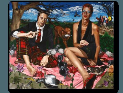 Jennifer R. A. Campbell, Min and Bill