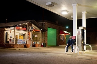 The Filling Station, Caleb Cole