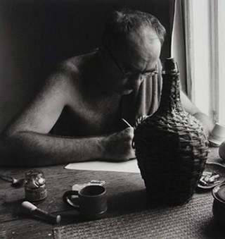 Charles Olson Writing