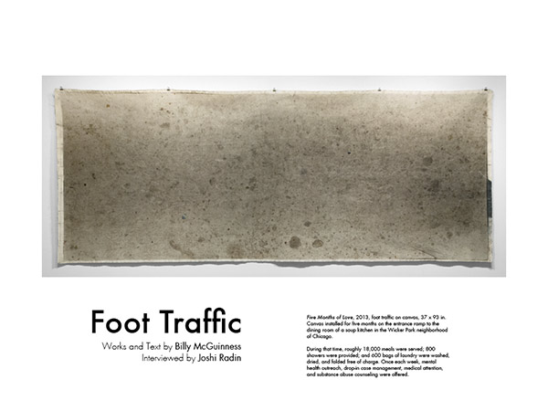 Foot Traffic by Billy McGuinness