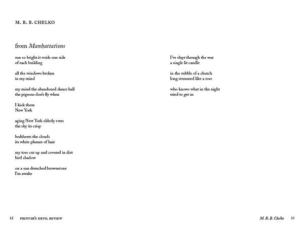Poem by Chelko